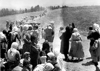 1948 : La Naqba
